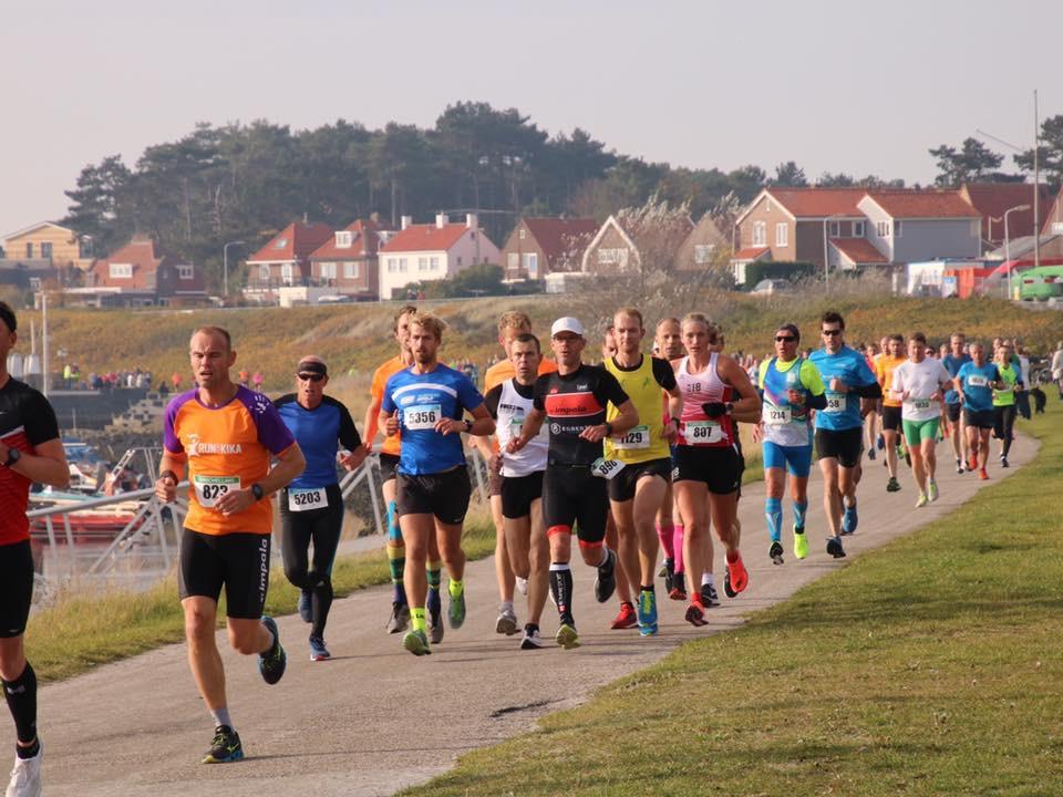 Halve marathon Berenloop. Foto: Djurre van der Schaaf